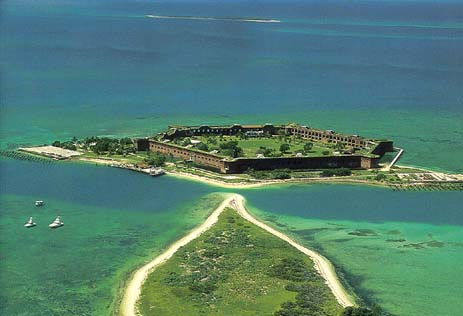 Fort Jefferson Monument, Dry Tortugas