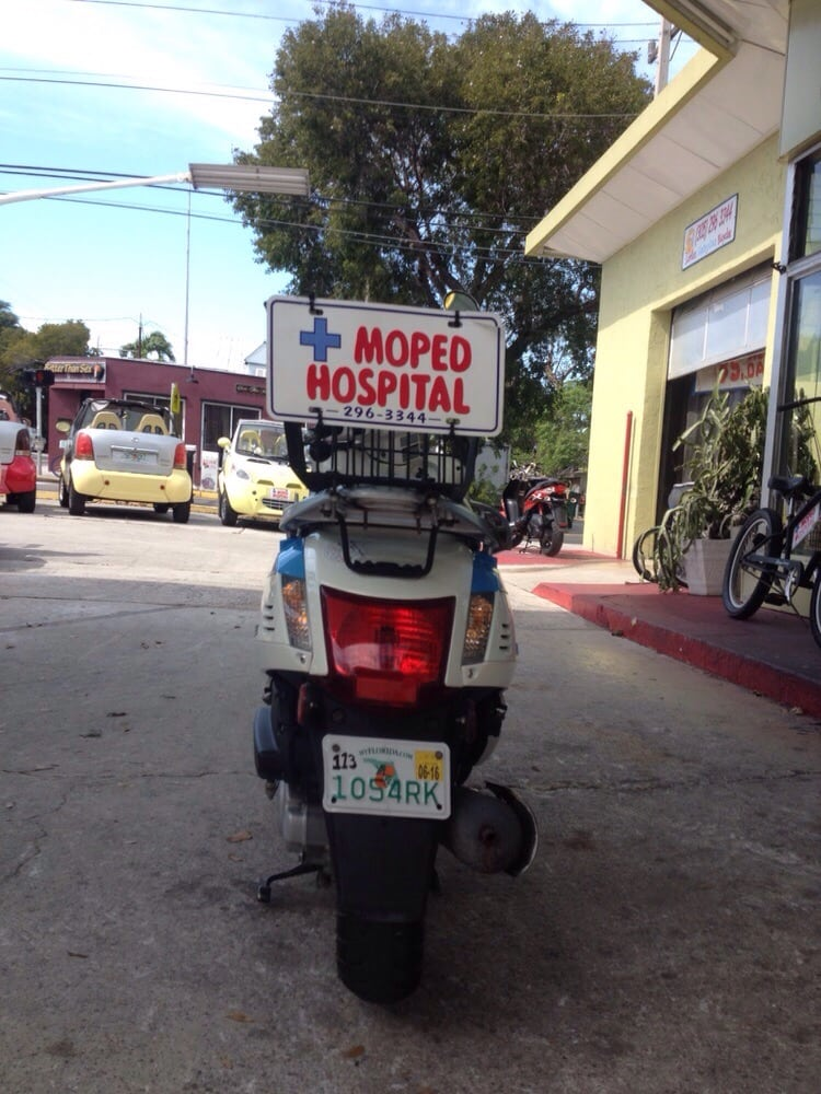 Mopedhospital