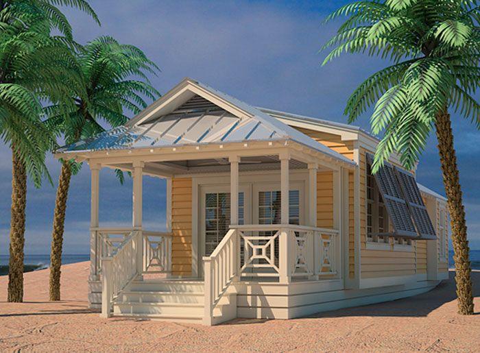 Beach cottage
