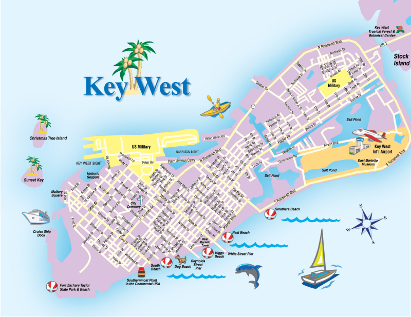 KW Map